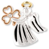 Wings and Wishes Irish Angel Pins