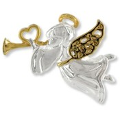 Wings and Wishes Angel of Love Pins