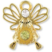 Wings and Wishes Angel of Sunshine Pins