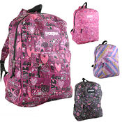 "Glitter 16"" Backpacks"
