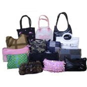 Purse and Handbag Assortment
