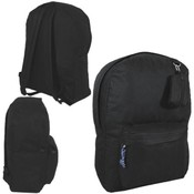 "17"" Black Backpacks"