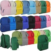 17&quot; Mixed Color Backpack Assortment