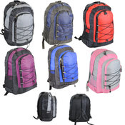 18'' Backpack - 600 Denier Polyester