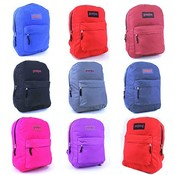 "17"" SportPak Backpack - 8 Assorted Colors"