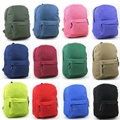 "Air Express 17"" School Backpack/Daypack"