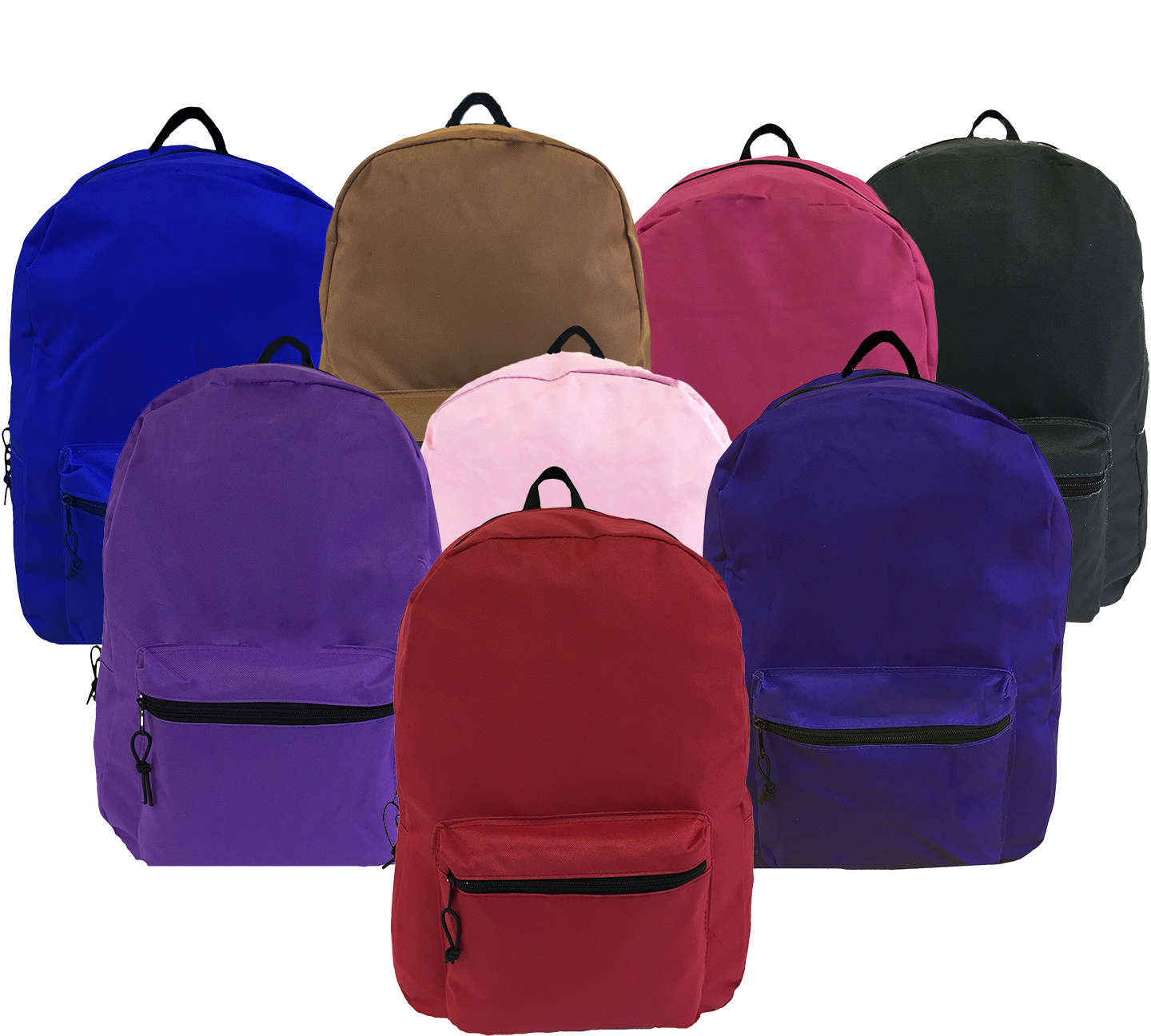 ''15'''' Basic BACKPACK Assorted Colors (2272432)''