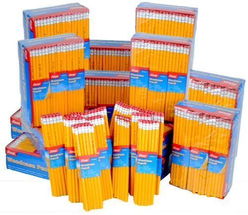 Wholesale Bulk Pencils - School Pencils - Cheap Pencils in Quantity -