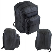 "19"" Backpack - Black"