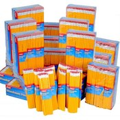 Pencil-Pack of 12 Pencils
