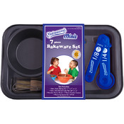 7pc Mini Bakeware Sets