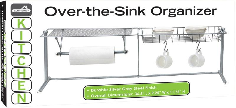 Wholesale Over The Kitchen Sink Organizer (SKU 365903) DollarDays