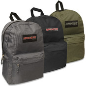 Trailmaker 17 Inch Classic Backpack - 3 Colors
