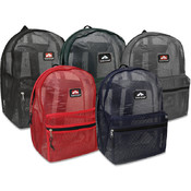 Trailmaker 17 inch- Mesh Backpacks