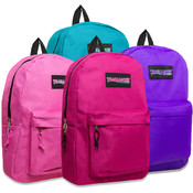 Trailmaker 17 Inch Classic Backpack - Girls