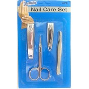 4 pc Nail Implement Set