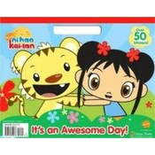 Ni Hao, Kai-lan It's an Awesome Day! Coloring Book