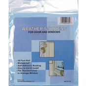 Weather Stripping for Doors and Windows