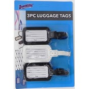 3 Piece Luggage Tags Wholesale Bulk