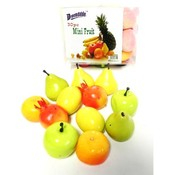 Mini Decorative Fruit Assortment 30 Pack Wholesale Bulk