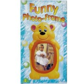 Photo Frame Novelty Bear Shape