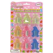Sharpener Fancy Penguin 9Pc Asstd