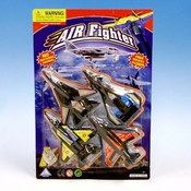 4 Pcs Air Fighter Planes