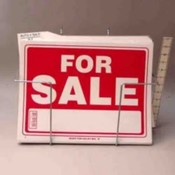 240 Pc 12 X 16 Large 4 Sale Signs Wholesale Bulk