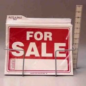 240Pc 9 X 12 For Sale Signs Assorted Wholesale Bulk