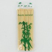 100 Pc 8 Bamboo Wood Stick Skewers