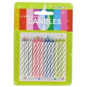 12 Magic Relight Birthday Candles Wholesale Bulk