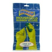 Kitchen Glove In Blue Bag - Large