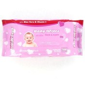 Pink Baby Wipes Wholesale Bulk