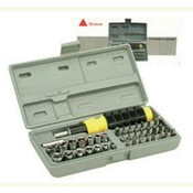 41Pcs Bit & Socket Tool Set