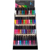 288 Pc Lacquer Art Nail Polish Display
