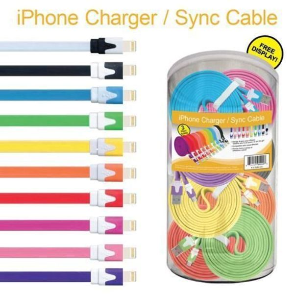 3 Ft IPhone 6 Charger + Sync Cable (1940640)