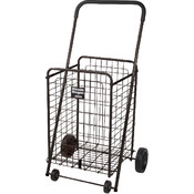 Black Winnie Wagon All Purpose Shopping Utility Cart Wholesale Bulk
