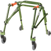 Wenzelite Rehab Junior Nimbo Rehab Lightweight Lime Green Posterior Posture Walker Wholesale Bulk