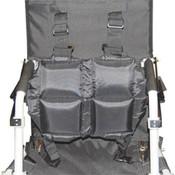 Full Torso Vest- Black Wholesale Bulk