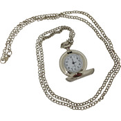 Necklace Watch- Silver Wholesale Bulk