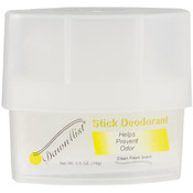 Deodorant, 0.5 oz. Clear Stick - CASE