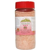Himalayan Naturally Pure Salt- 1 Pound Shaker Jar