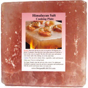 Himalayan Salt Cooking Tray (1x6x6)