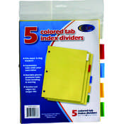 Index Dividers