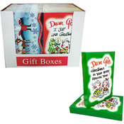 Xmas Gift Boxes ' Dear God Kids' - 2pk- 14'x9'x2' Wholesale Bulk
