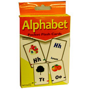 Flash Cards - Alphabet- 52 cards