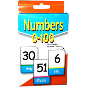 Flash Cards - Numbers 1-100