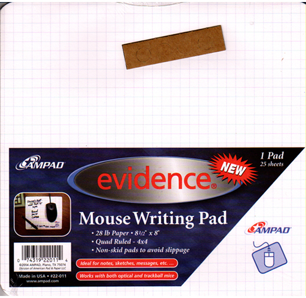 MOUSE Writing PAD [1301430]