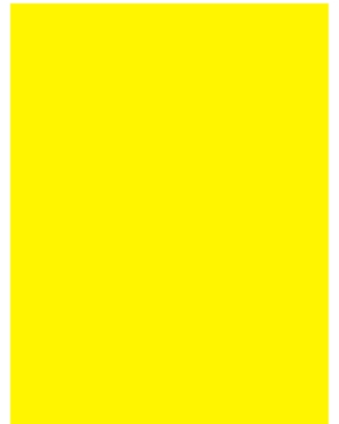 ''Neon Yellow POSTERBoard - 22'''' x 28'''' [1276974]''