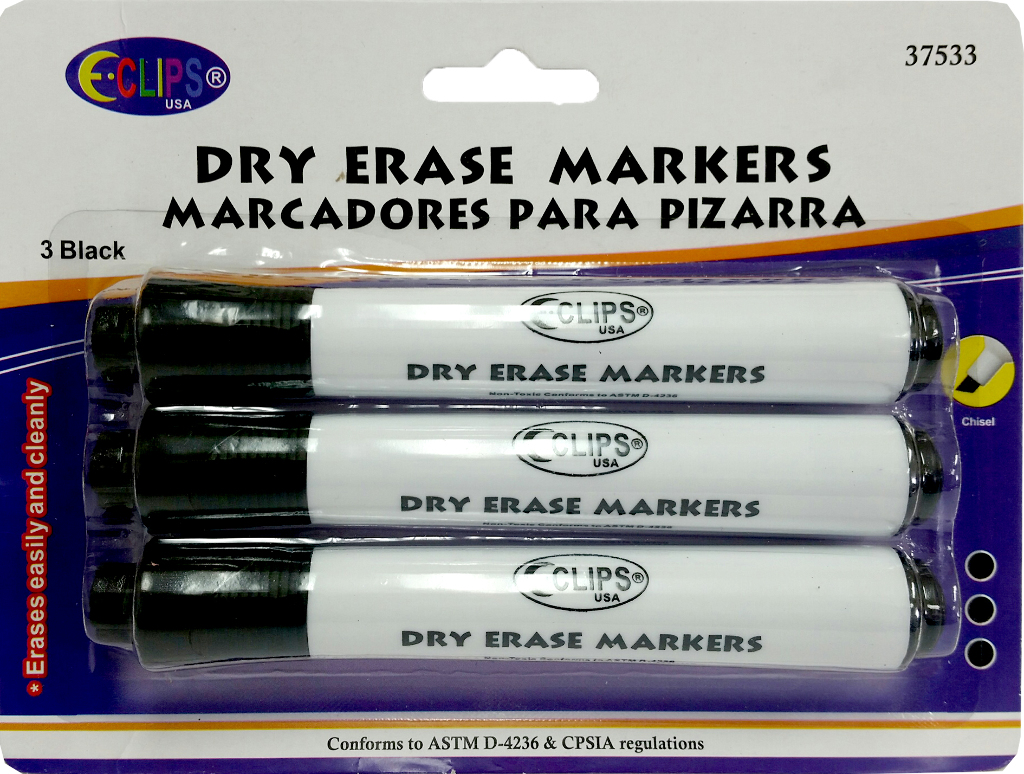 White Board Markers - 3 Pack [1945211]